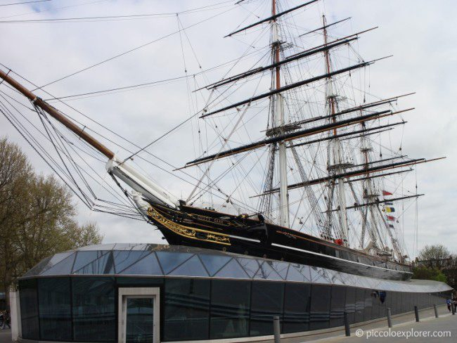 Cutty Sark Greenwich London