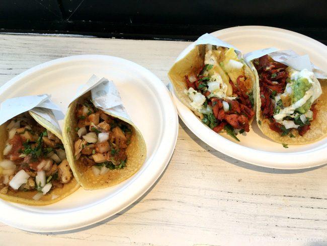 Taco Stand, La Jolla