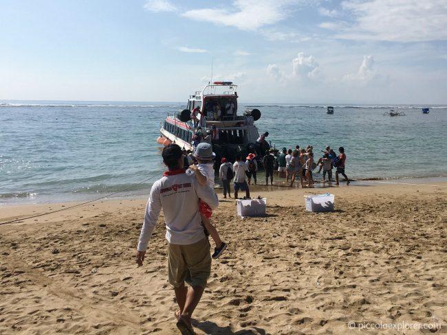 Rocky Fast Cruise to Nusa Lembongan
