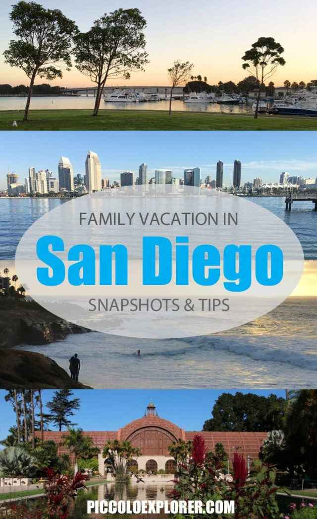 Visiting San Diego with Kids