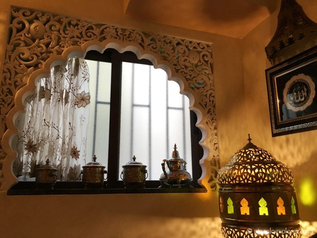 Restaurante Arrayanes, Granada