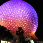 Visiting Epcot with a Preschooler