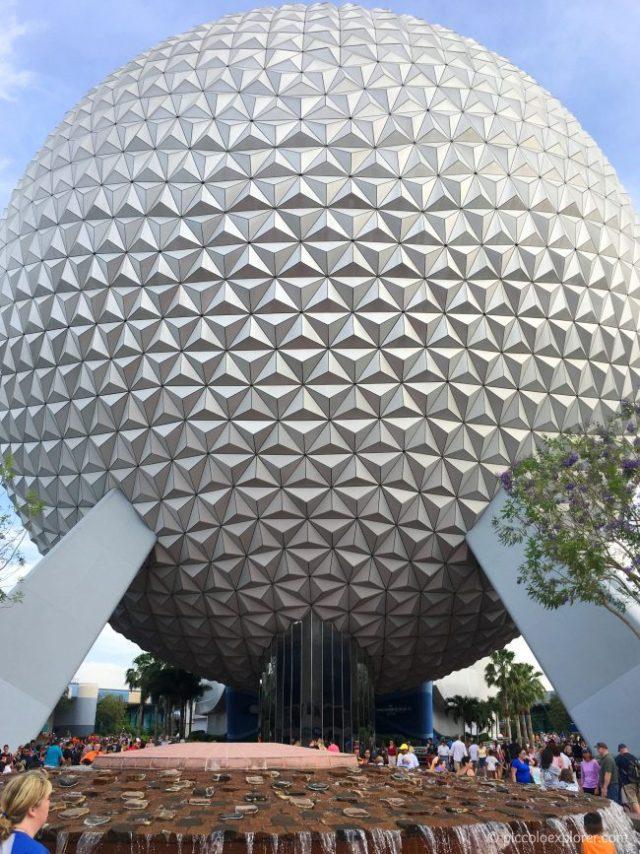 Spaceship Earth, Epcot, Walt Disney World