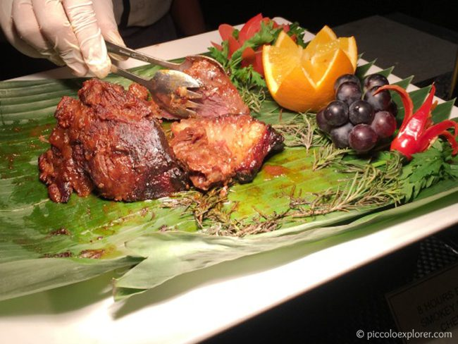 Tropical BBQ Theme Dinner, Padma Resort Legian, Bali