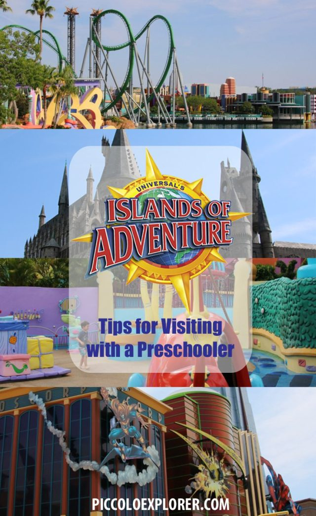 Universals Islands of Adventure - Orlando Florida