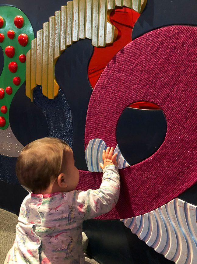 Sensory Pod at V&A Museum of Childhood London