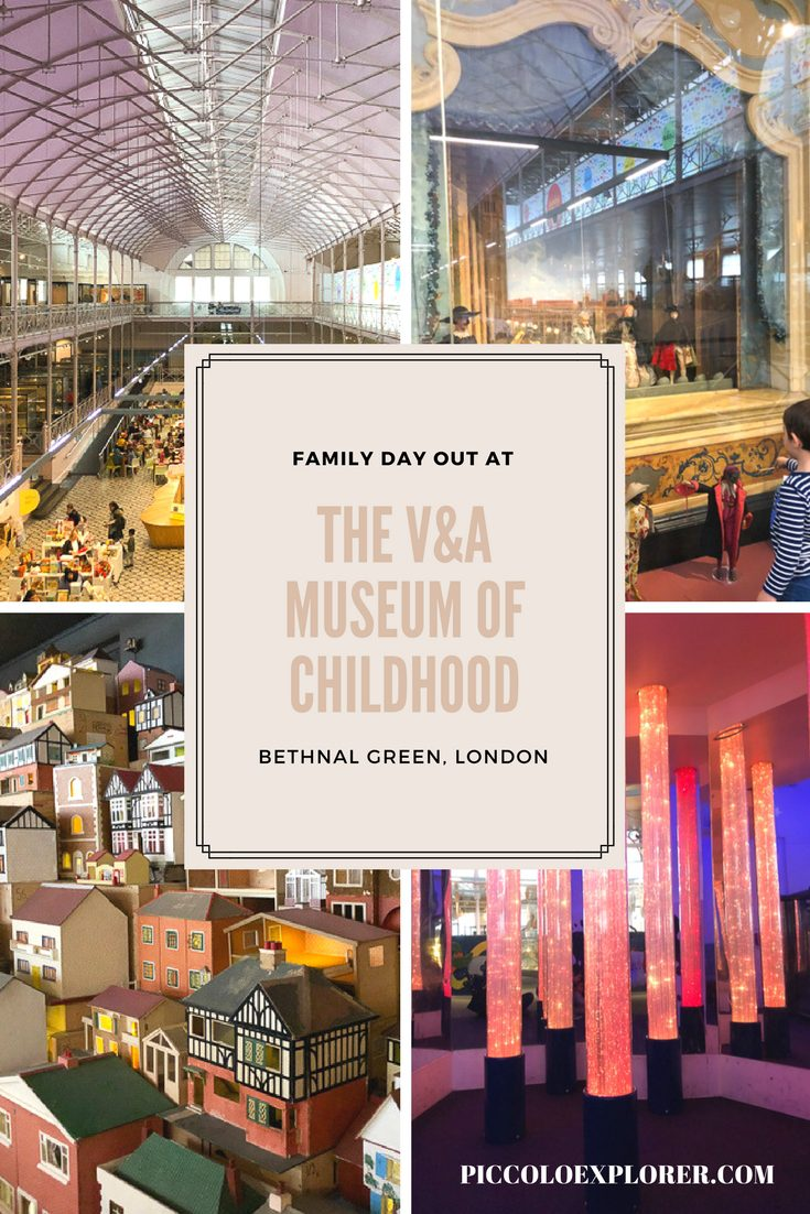 V&A Museum of Childhood Review