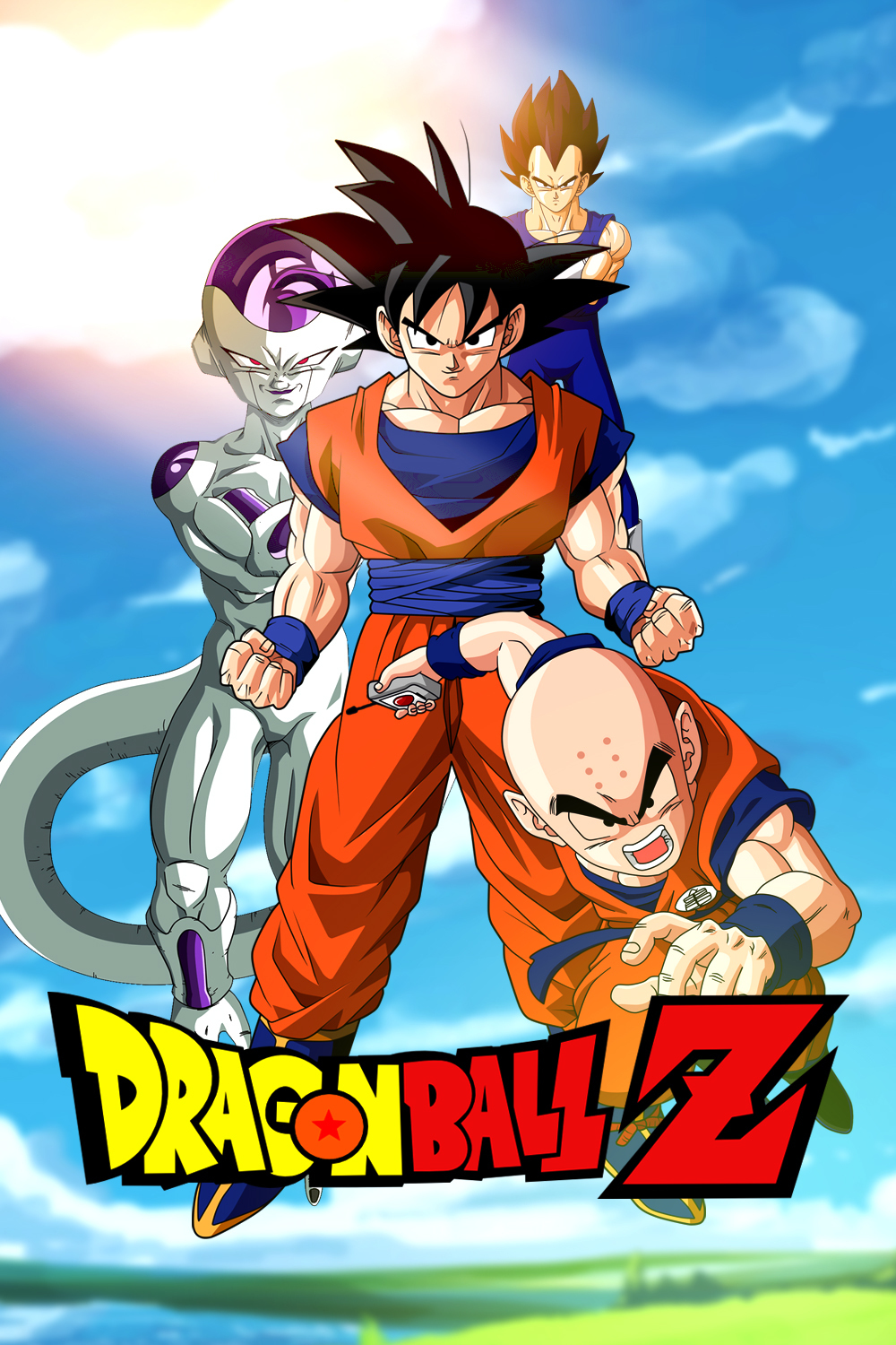 Dragon Ball Z TV Show Poster - ID 138192 - Image Abyss
