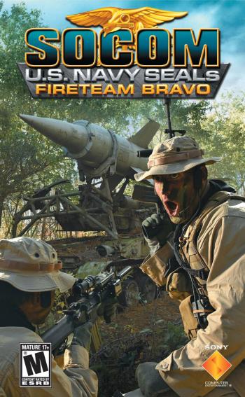 SOCOM US Navy SEALs Tactical Strike Info Boxart Banners Fanart Screenshots Wallpapers