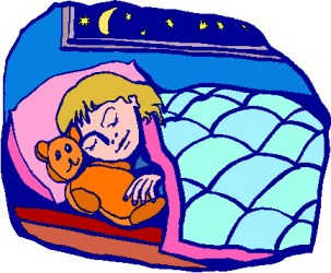 sleeping clipart clip activities cliparts picgifs name 356px 37kb