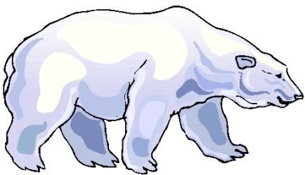 polar bear clip bears clipart farm clipartbay picgifs