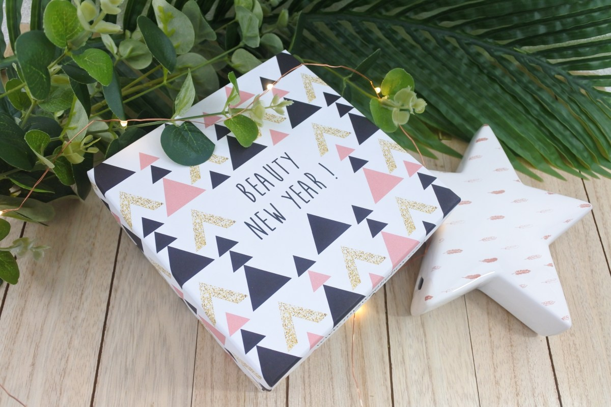 Beauty New Year, la box de Janvier de My Sweetie Box