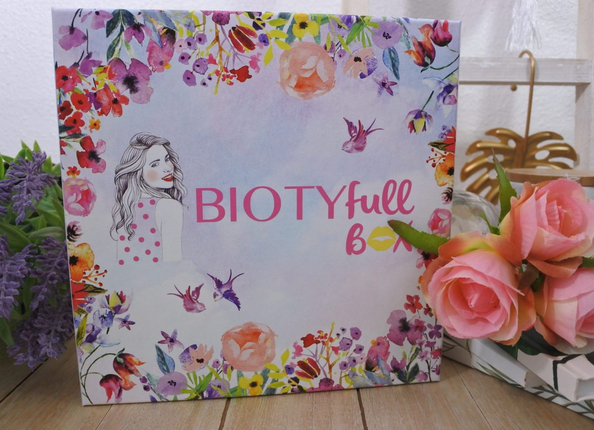 "La box ""Indispensable"" de Biotyfull Box"