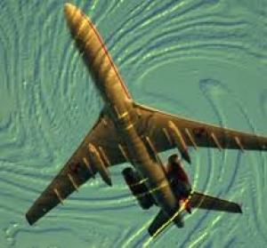 Chemtrail Flugzeug