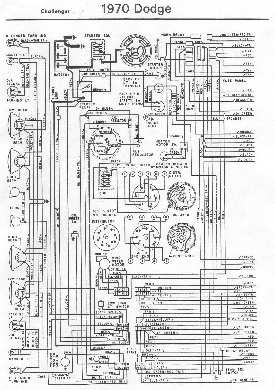 hight resolution of 1970 dodge challenger ignition wiring harness get free brake wiring diagram for 1974 plymouth duster 1974