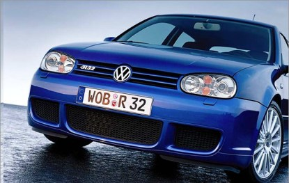 bara fata vw golf 4 r32