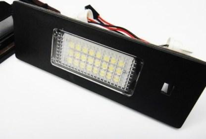 lampa numar led bmw E63 E64 E81 E87 Z4 MINI LED