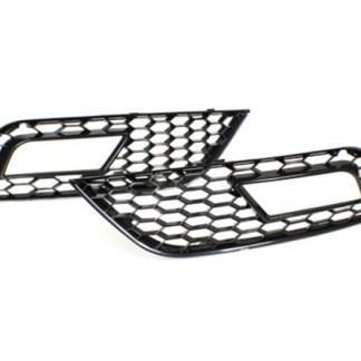 Grile proiector Sline Audi A4 B8 Facelift