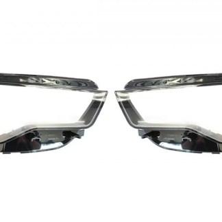 Sticle faruri Audi A6 C7 4G