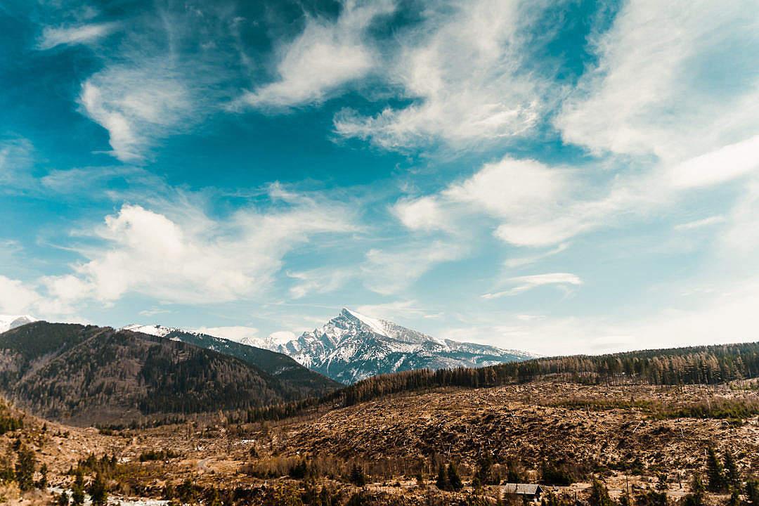 200 mountains free photos