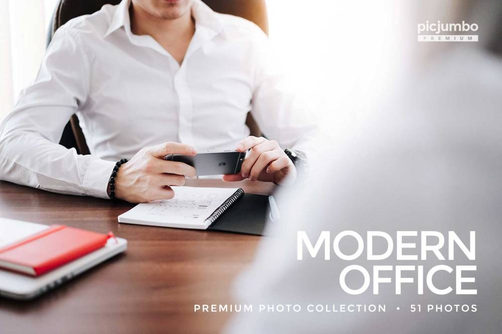 Modern Office — Join PREMIUM and get instant access to all photos from this collection!