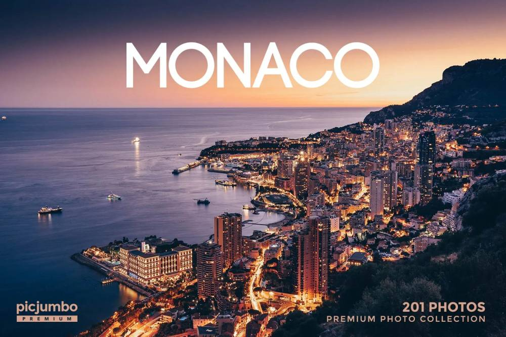 Monaco — get it now in picjumbo PREMIUM!