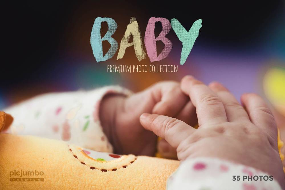 Baby — get it now in picjumbo PREMIUM!