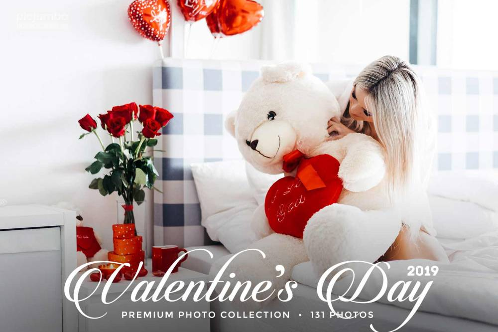 Valentine's Day 2019 — get it now in picjumbo PREMIUM!