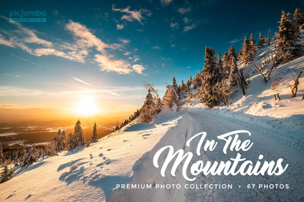 In The Mountains — get it now in picjumbo PREMIUM!