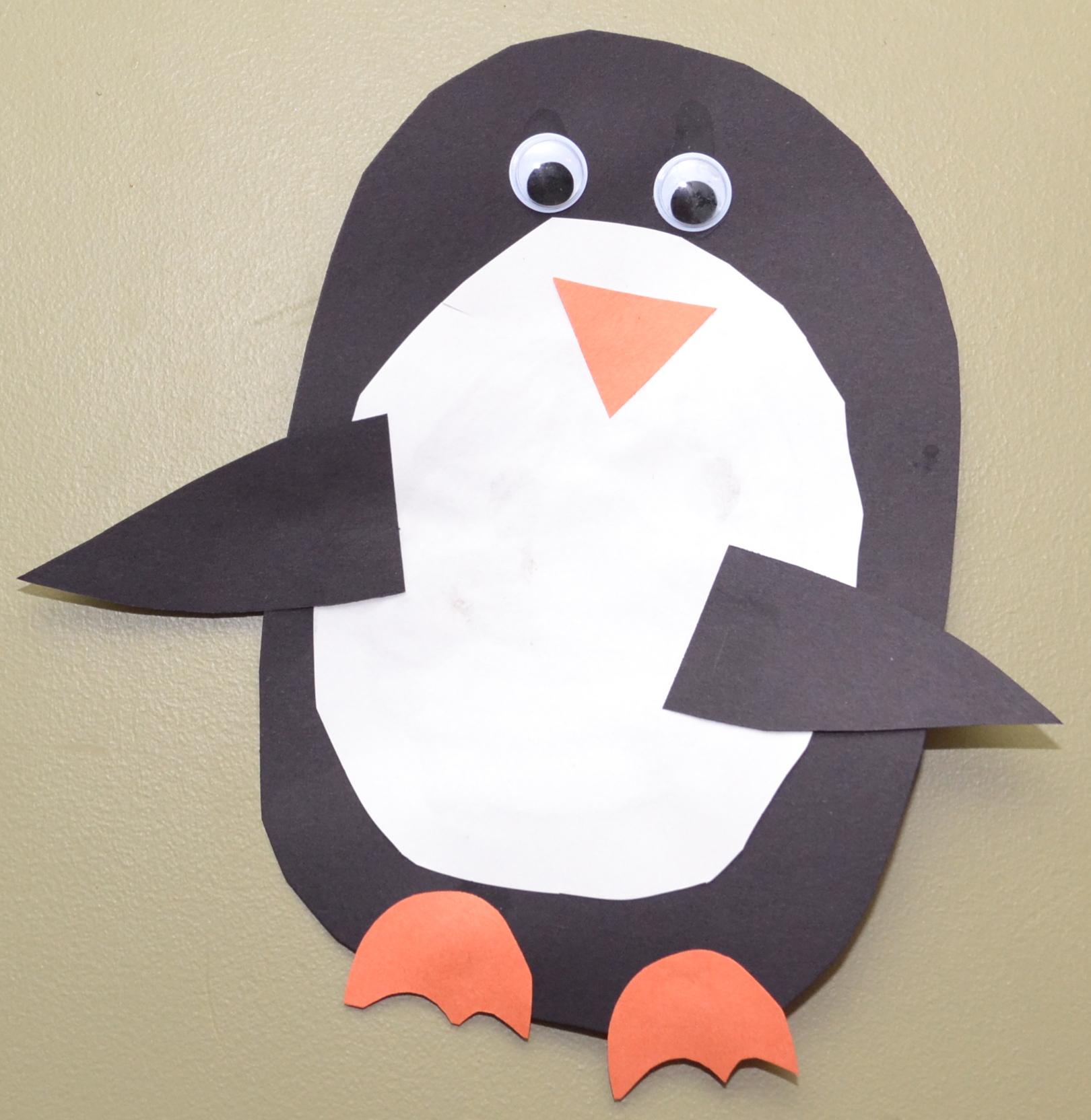 Polar Animals Preschool Theme