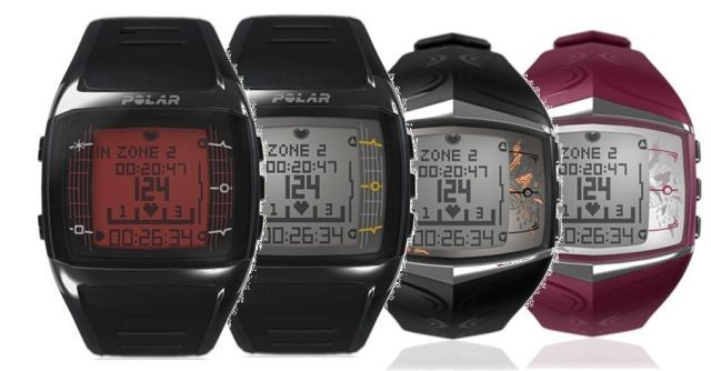 Activity Trackers: Polar FT60 Fitness Watch with Heart Rate Monitor