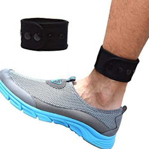 B-Great Ankle Band for Men and Women Compatible with Fitbit Zip/Fitbit Charge 2/Fitbit Blaze/Fitbit Versa/Jawbone Up Move/Moov Now/Misfit Shine Fitness...