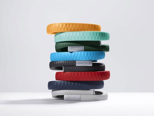 UP by Jawbone - Medium - Retail Packaging - Onyx (Discontinued by Manufacturer)