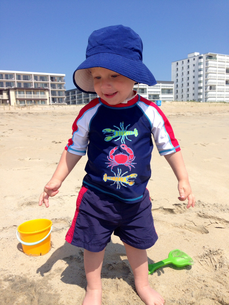 Beach Packing List for Toddlers  Pick Any Two