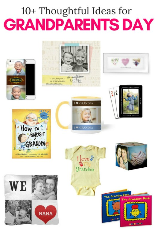 10+ Thoughtful Ideas for Grandparents Day