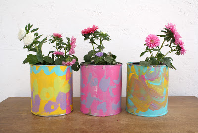 Grandparents Day Flower Pots