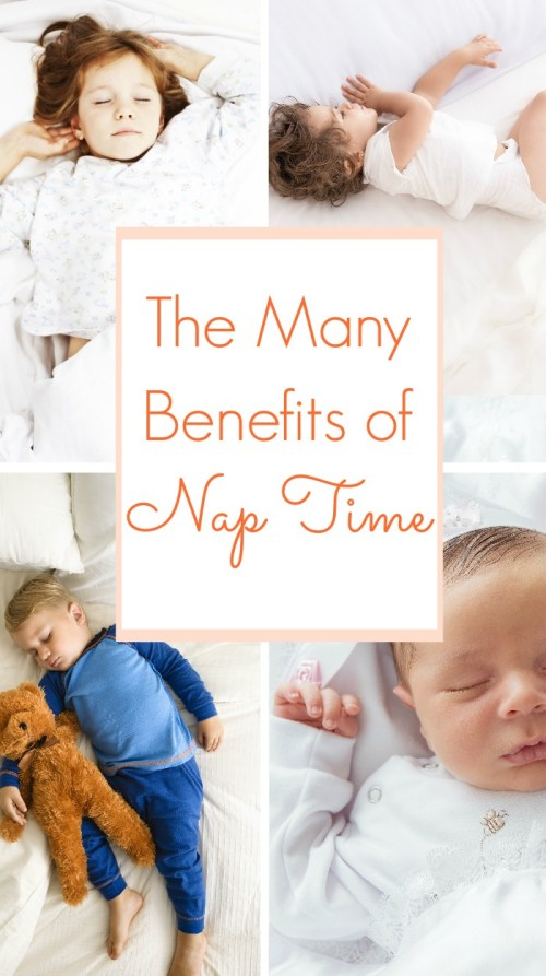 The many benefits of naps for babies, toddlers, and preschoolers