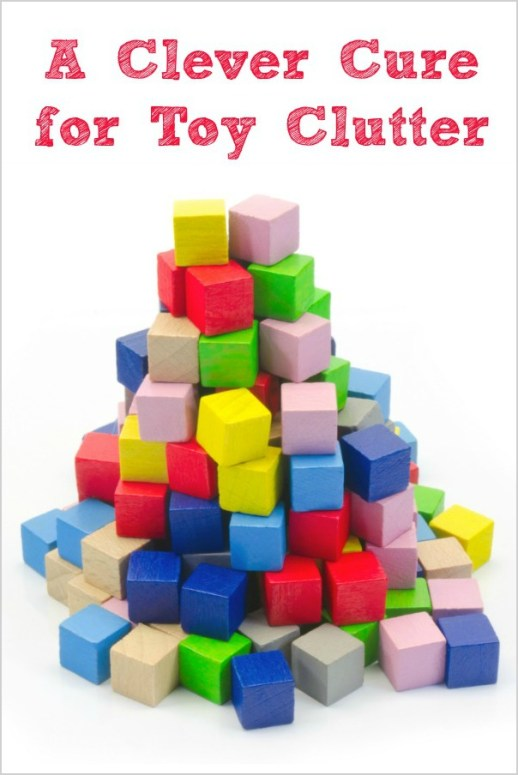 A Clever Cure for Toy Clutter - A Review of SPARKBOX Toys #sponsored
