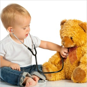 5 Teachable Toddler Moments at the Doctor's Office