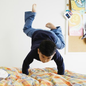 A Quick Fix for Cooped-Up, Wound-Up Kids (That'll De-Stress You Too!)