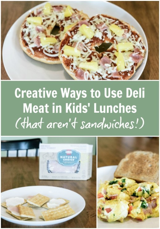 Creative Ways to Use Deli Meat in Kids' Lunches—That Aren't Sandwiches!