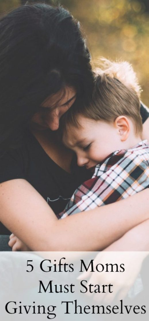 5 Gifts Moms Must Start Giving Themselves