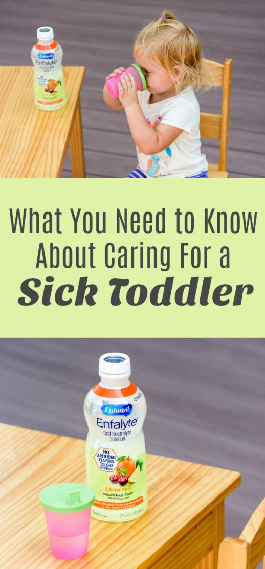What You Need to Know About Caring for a Sick Toddler
