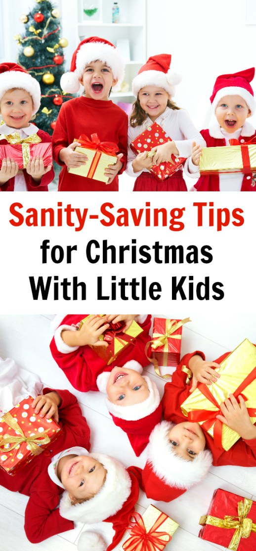 16 Sanity-Saving Tips for Celebrating Christmas With Little Kids ...