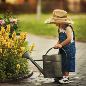 The Gardening Metaphor That Will Make You a Less Anxious Parent