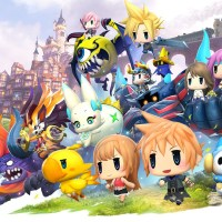 TGS 2018: Un nuovo trailer per World of Final Fantasy Maxima