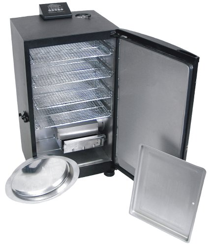 Masterbuilt 20070910 30-Inch Electric Digital Smoker Review