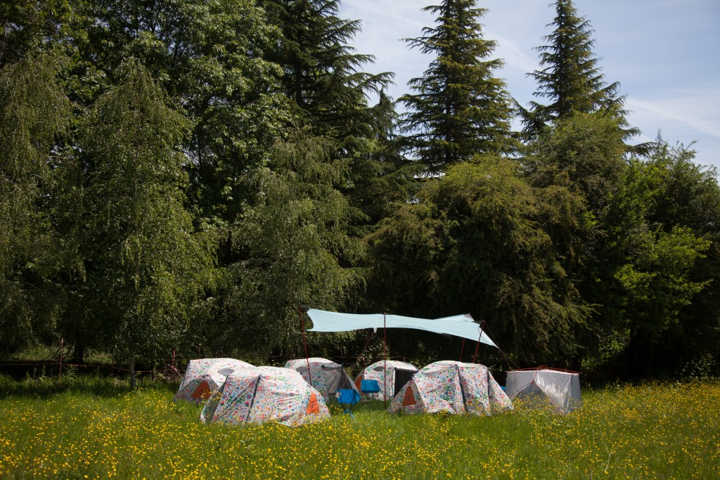 rei camp x chair reading and ottoman carefree homestead campsite packages pickathon