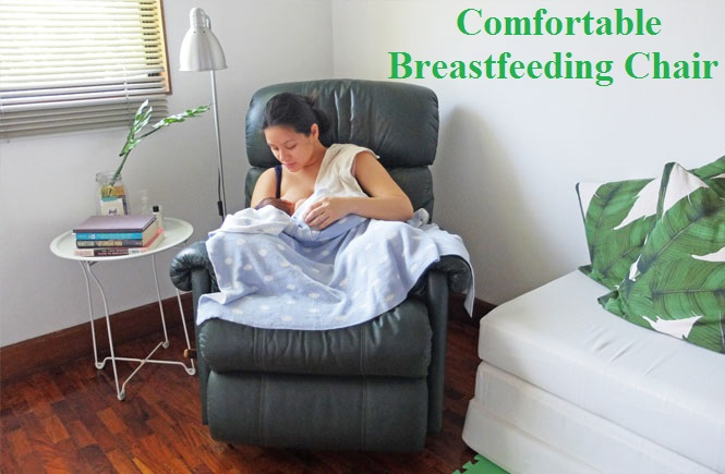 Breastfeeding Rocking Chair For New Moms  The Ultimate