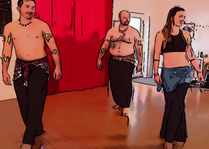 Belly Dancing is for Everyone